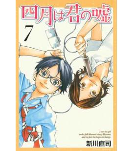Shigatsu wa Kimi no Uso - Your Lie in April - Vol. 7