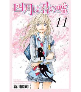 Shigatsu wa Kimi no Uso - Bugie d'aprile - Vol. 11