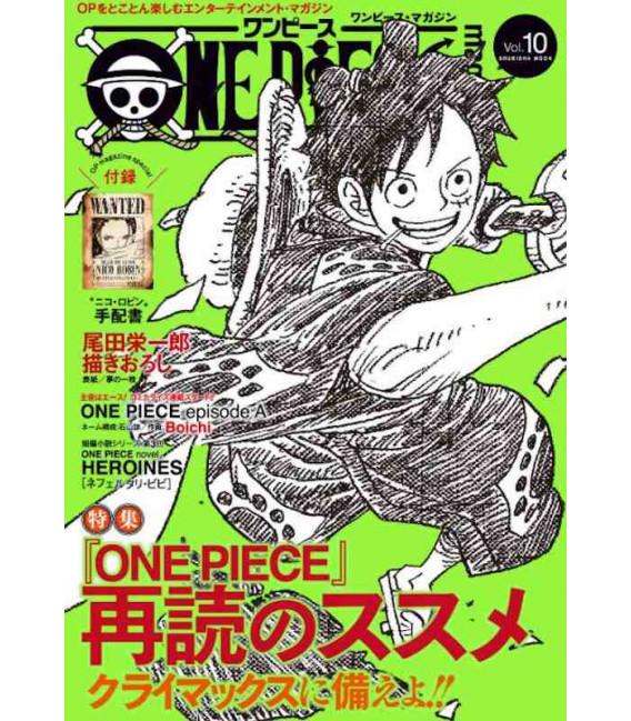 One Piece Magazine Vol. 10