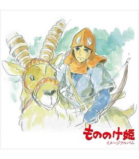Joe Hisaishi - Princess Mononoke - Colonna sonora originale su vinile - Edizione limitata