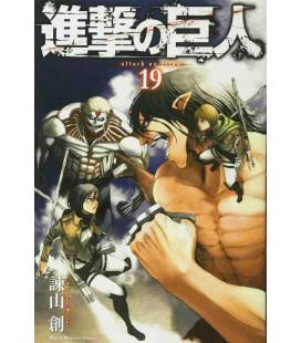 Shingeki no Kyojin (L'Attacco dei Giganti) Vol. 19