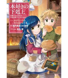 Honzuki no Gekokujo Part 1 - Versione manga - Vol. 2