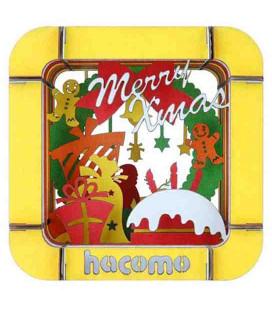 Hacomo Box - Biglietto di auguri tridimensionale - X'mas Party