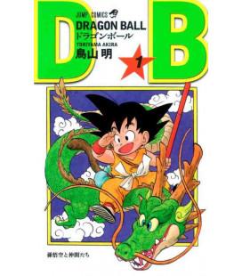 Dragon Ball - Vol 1 - Edizione Tankobon