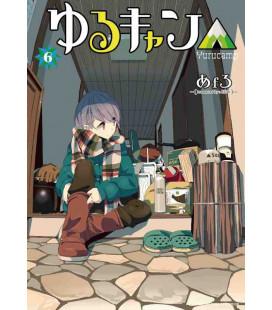 Yuru Camp Vol. 6 (Laid Back Camp)