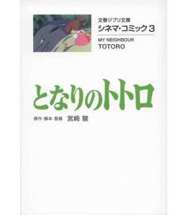 Cinema Comics - Tonari no Totoro - Il mio vicino Totoro