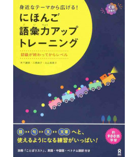 Nihongo Goiryoku Appu Toreeningu (CD Incluso)