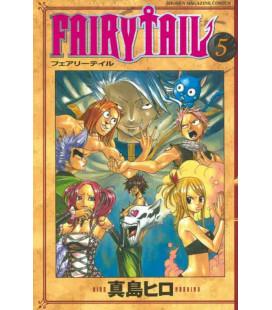 Fairy Tail - Vol. 5