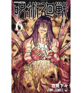 Jujutsu Kaisen Vol. 6 (Sorcery Fight)
