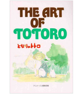The Art of Totoro - Libro illustrato del film