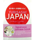 Mini Yubisashi Japan (Versione in Francese) - Comunicare in Giapponese indicando