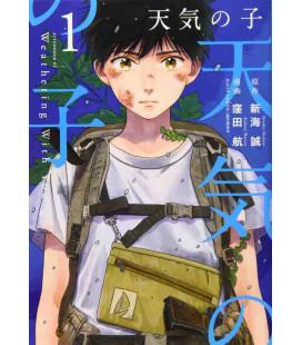 Tenki no Ko vol. 1 - Versione manga
