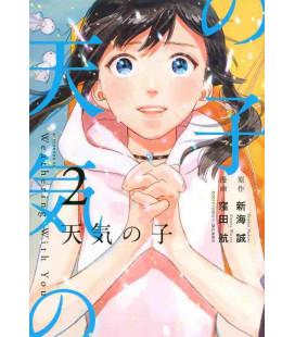 Tenki no Ko vol. 2 - Versione manga