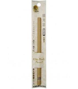 Otona - Mine nere per matita - 2B2mm - Kitaboshi - 5 unità