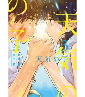 Tenki no Ko vol. 3 - Versione manga