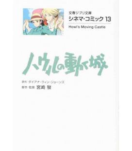 Cinema Comics - Howl no Ugoku Shiro -I l castello errante di Howl