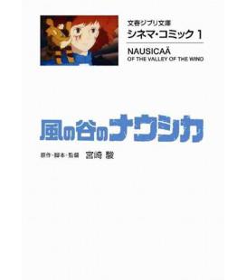 Cinema Comics - Kaze no Tani no Naushika - Nausicaä della Valle del vento