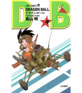 Dragon Ball - Vol 4 - Edizione Tankobon