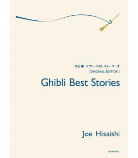 Ghibli Best Stories: Original Edition - Piano sheet music by Joe Hisaishi