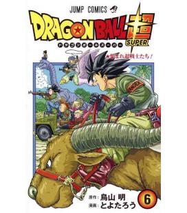 Dragon Ball Super Vol. 6