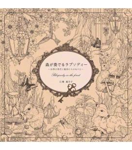 Rhapsody in the Forest - Libro da colorare