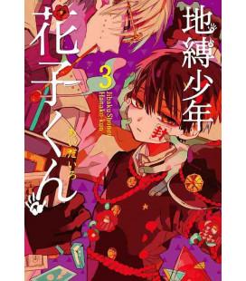Jibaku Shonen Hanako-kun Vol.3
