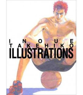 Inoue Takehiko Illustrations - Slam Dunk Art book