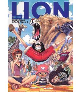 One Piece Color Walk 3 - Lion