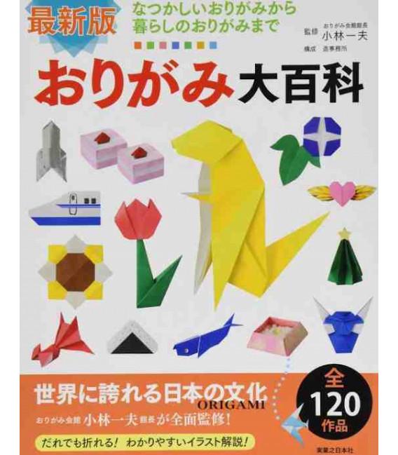 Origami Daihyakka - Istruzioni di 120 modelli Origami
