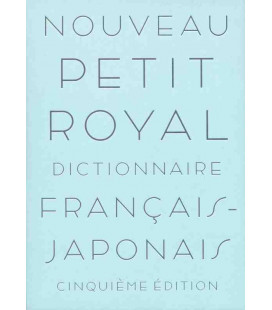 Nouveau Petit Royal Dictionnaire Français-Japonais (Cinquième édicion) - Dizionario in linea Incluso
