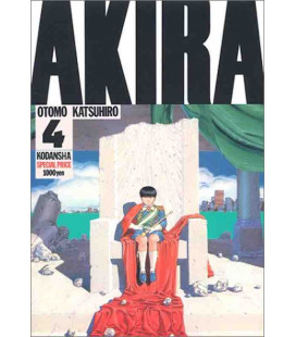 Akira Vol. 4