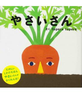 Yasai-san - Tupera Tupera - Storia illustrata in giapponese
