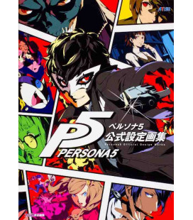Persona 5 Official Design Works - Japanese edition