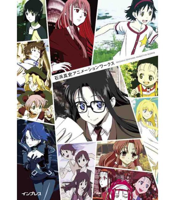 Masashi Ishihama Animation Works - Art book
