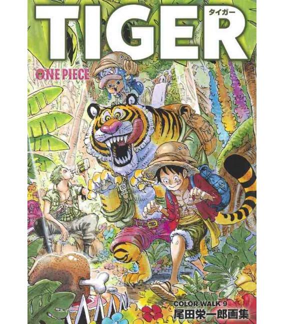 One Piece Color Walk 9 - Tiger