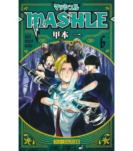 Mashle Vol.6