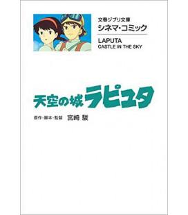 Cinema Comics - Tenku no Shiro Raputa - Laputa - Castello nel cielo