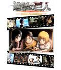 Shingeki no Kyojin (L'Attacco dei Giganti) Sticker & Postcard Book