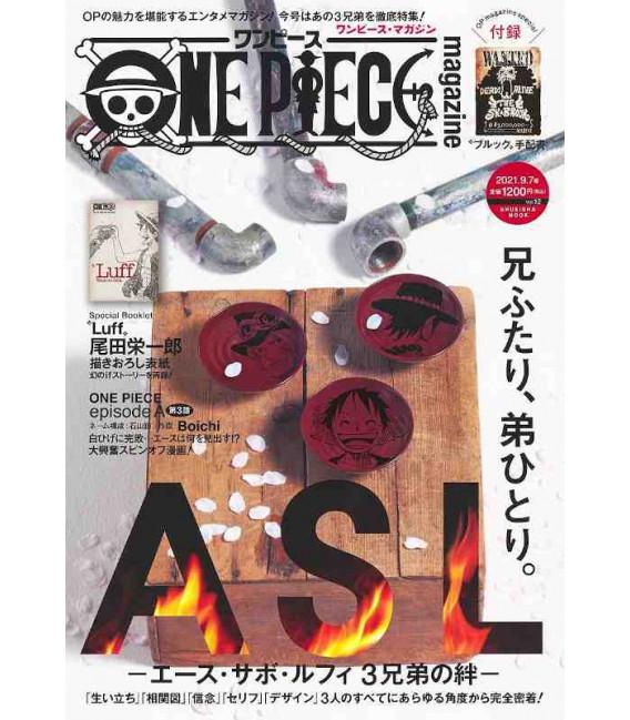 One Piece Magazine Vol. 12