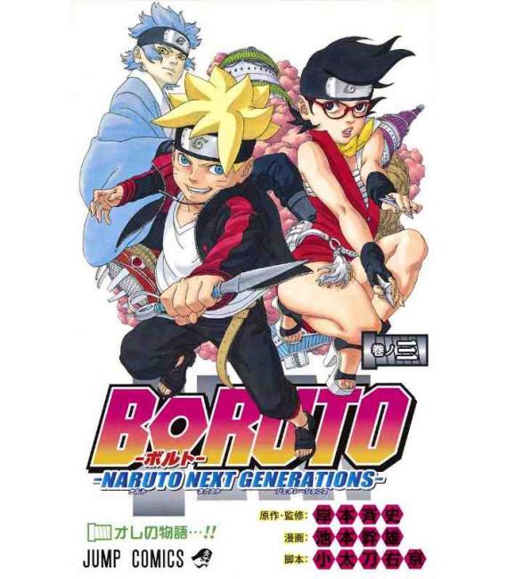 Boruto Vol. 3 - Naruto Next Generations