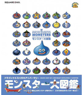 Dragon Quest 25th Anniversary - Encyclopedia of Monsters
