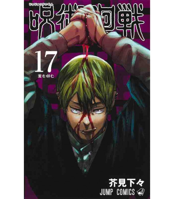 Jujutsu Kaisen Vol. 17 (Sorcery Fight)