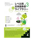 Japanese Graded Readers, Level 4- Volume 3 (CD incluso)